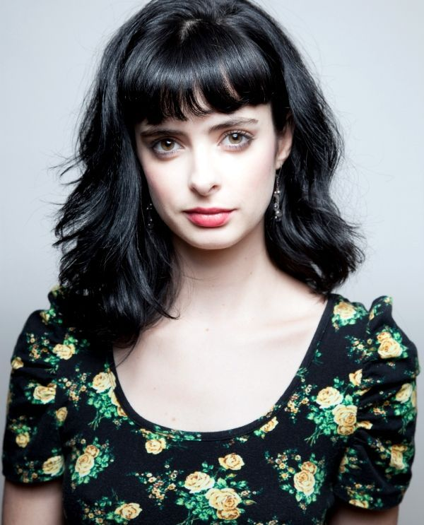 Krysten Ritter-she's awesome!
