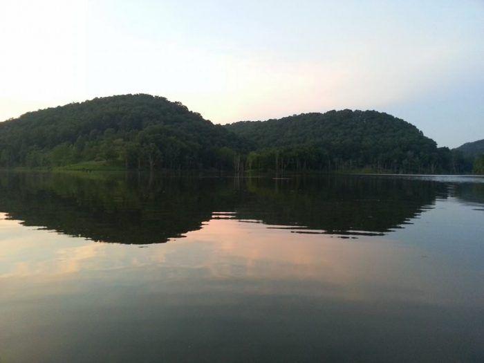 6. North Bend Lake