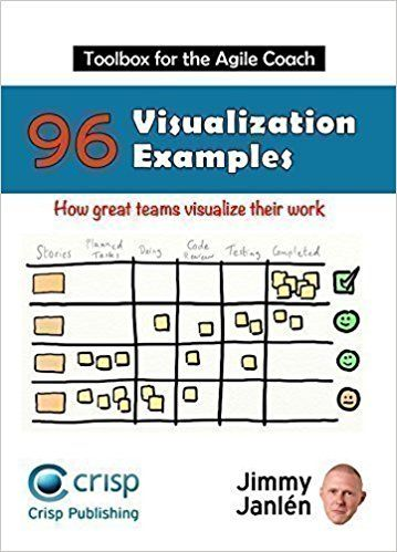 Toolbox for the Agile Coach - Visualization Examples, How great teams visualize their work: Amazon.co.uk: Jimmy Janlén: 9789188063014: Books