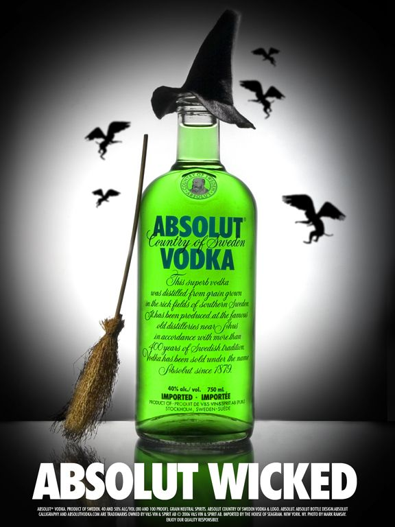 Absolut Wicked