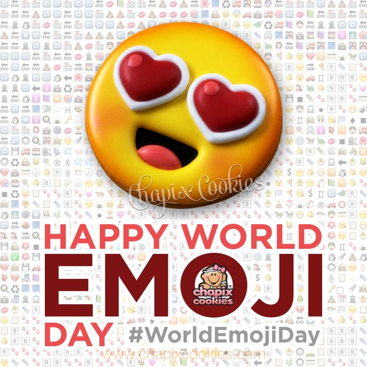 World Emoji Day #WorldEmojiDay