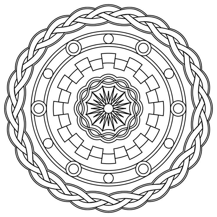 Printable Mandala http printmandala
