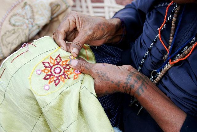rabari embroidery -