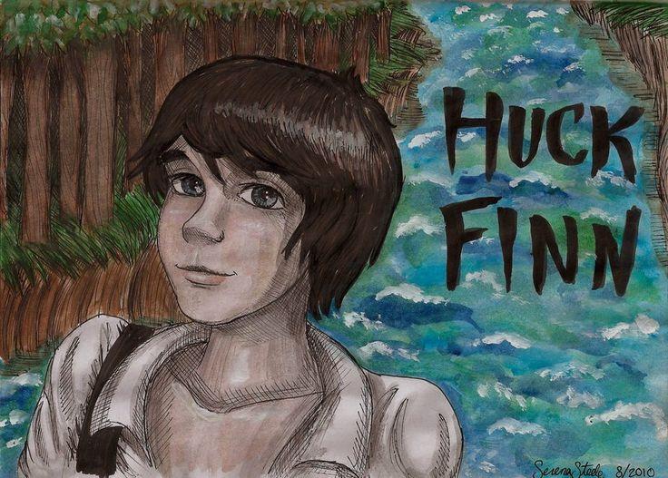 Need help with Huck Finn assignment!?