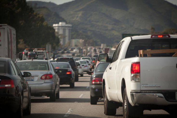 The 10 Cities With the Worst Traffic Congestion