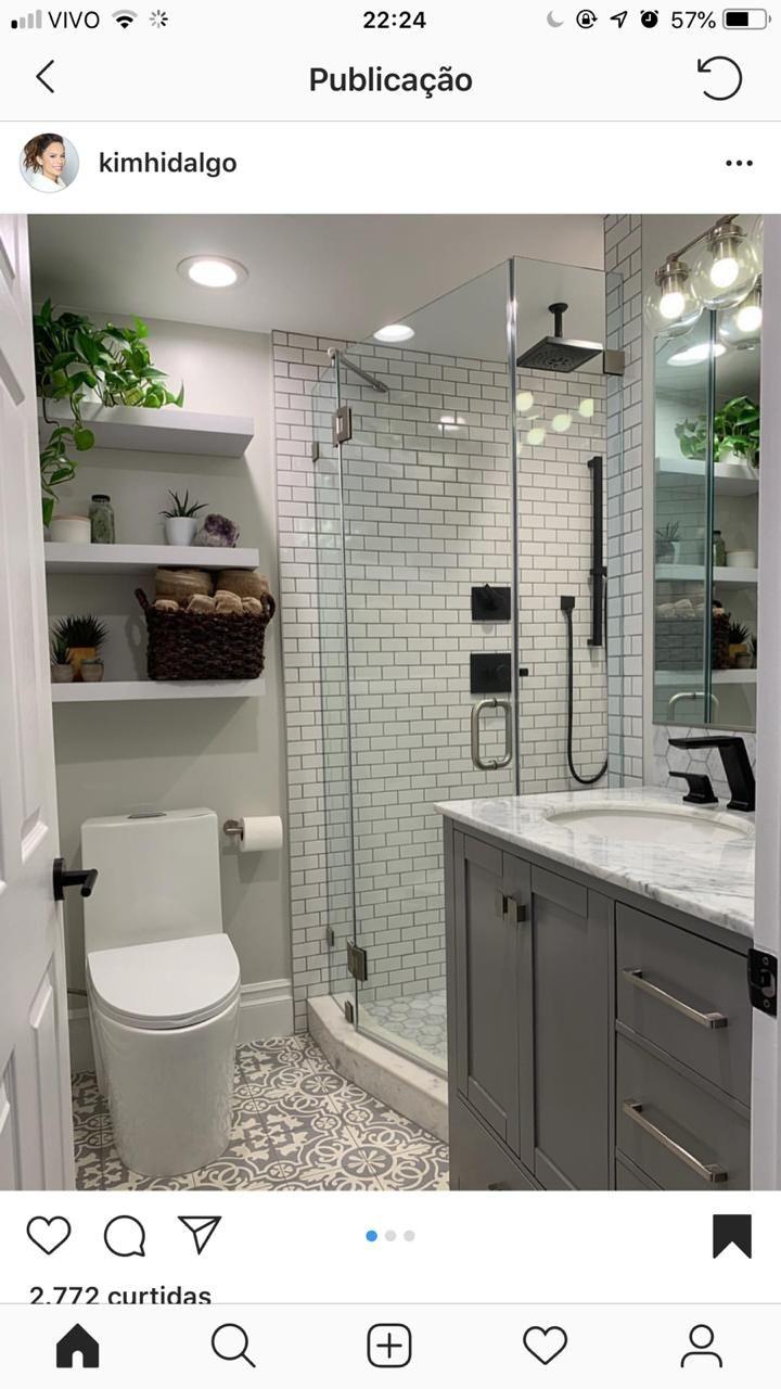 Pin On Banheiros Pequenos Design your own bathroom