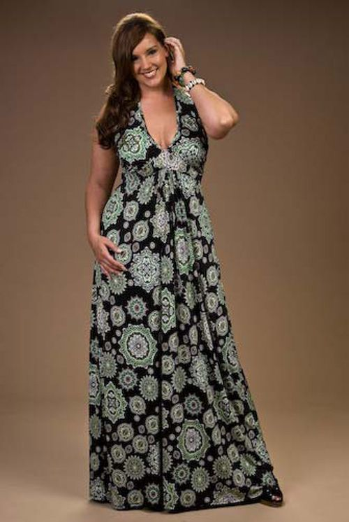 Beautiful summer dresses plus size