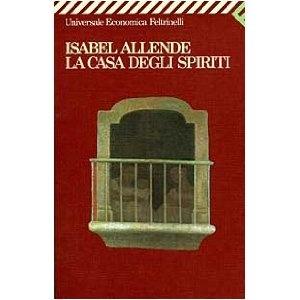"""La casa degli spiriti - Isabel Allende """"Mia nonna aveva scritto per 50 anni sui quaderni in cui annotava la vita. Li ho qui, ai miei piedi, stretti da nastri colorati, separati per fatti e non per ordine cronologico, così come lei li ha lasciati. Li ha scritti perché mi servissero per riscattare le cose del passato e sopravvivere al mio stesso terrore. Il primo è un quaderno di scuola, scritto con una delicata calligrafia infantile. Comincia così: """"Barrabás arrivò in famiglia per via…"""
