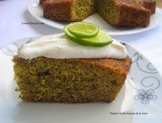 Prajituri si alte bunatati de la Anca : Lemon Drizzle Cake