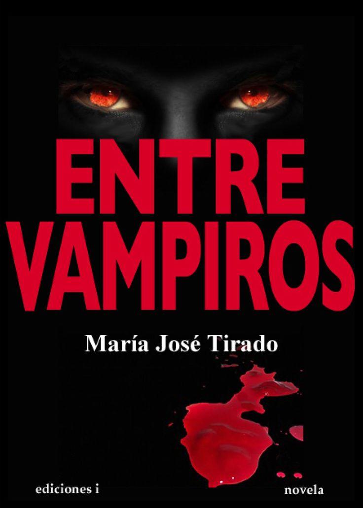 Entre vampiros de María José Tirado