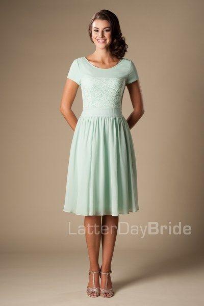 Schickes Kleid...