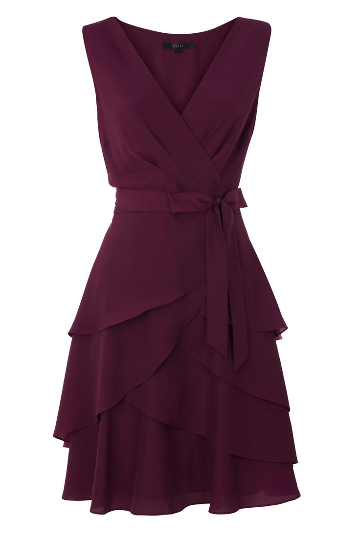 wine color...love this for bridesmaid dresses.