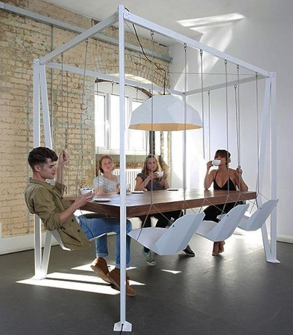 I think I could do meetings with this arrangement.