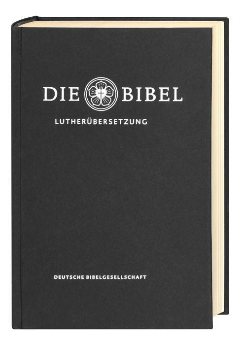"""Da hat die neue Luther-Bibel schon viel Lob eingeheimst. In der Tat ist sie typographisch gelungen (Bloklands """"Documenta"""" eine Wucht); Forssmans Buchgestaltung ist gewinnend; sie besitz…"""