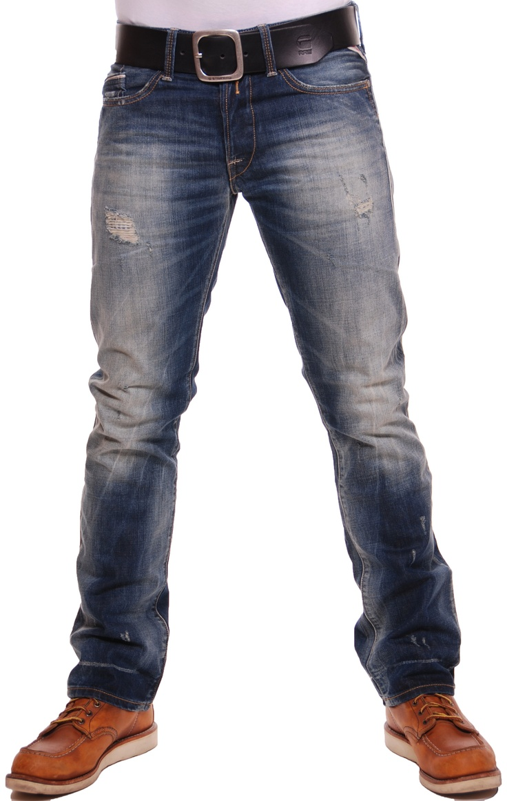 Heren spijkerbroek