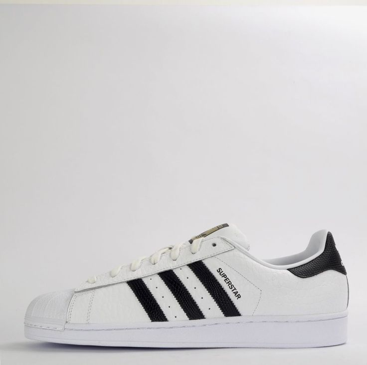 adidas Originals Superstar Animal Mens Shell Toe Trainers Shows White/Black