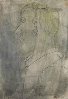 Peter Watson Lucien Freud
