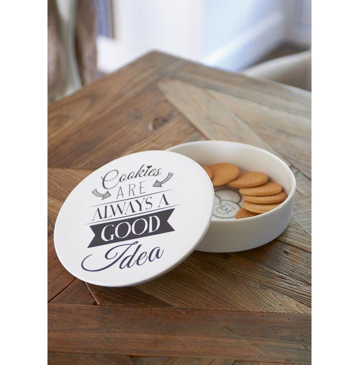 Good Idea Cookie Jar | Rivièra Maison