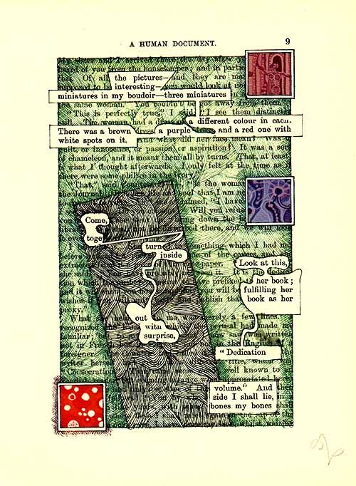 The Humument ~ Tom Phillips. An altered book with its own story ...