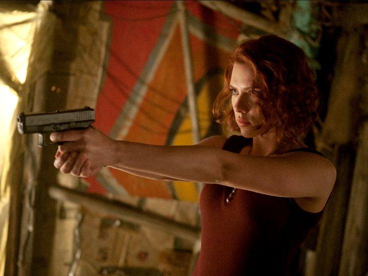 Scarlett Johansson (Black Widow)
