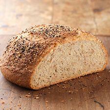 Multi-Grain Sourdough Boule: King Arthur Flour