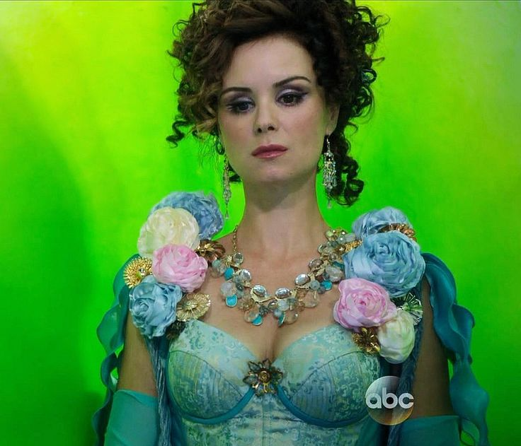 Keegan Connor Tracy as Blue Fairy in Once Upon a Time, Season 3, Episode 3 - Quite a Common Fairy