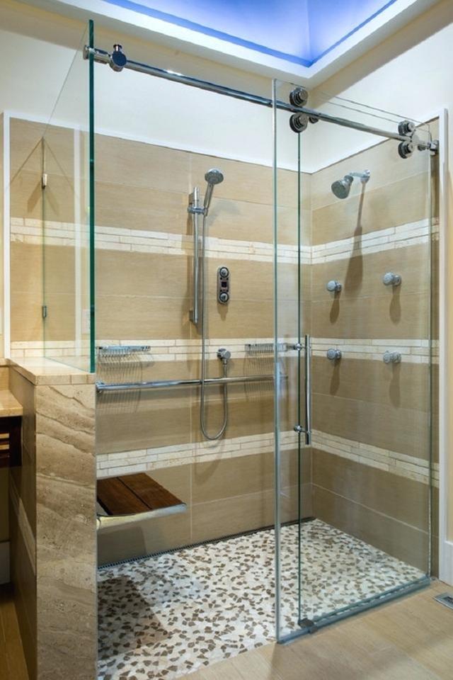 25 Idaces Douche A Litalienne Pour Une Salle De Bain Moderne ...