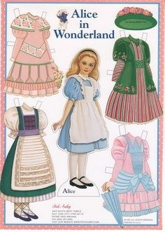 print paper dolls....use as paper dolls OR back with felt to use on felt board....