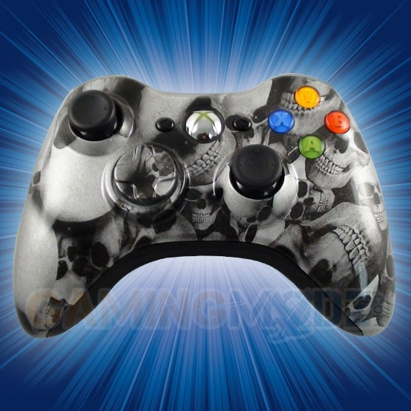 13 Best Skulls Xbox360 Modded Controllers Images On