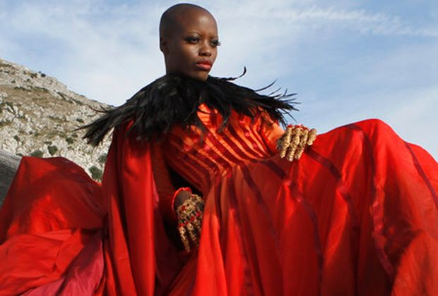 Meet NBC's Fabulous Wicked Witch Florence Kasumba