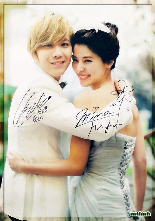 We Got Married Global Edition (Circus Couple) - Fujii Mina and Lee Hong-ki