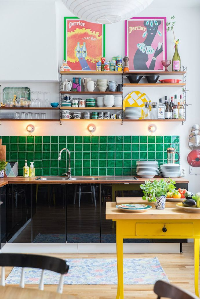 5 Minimalist And 5 Maximalist Kitchens Youll Love Our