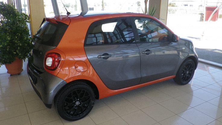 Smart ForFour EDITION '15 | AUTO SPOT Μεταχειρισμενα Αυτοκινητα Θεσσαλονικη