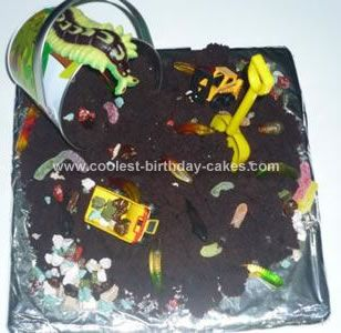 Edible Cake Images Qld : 31 curated worm birthday party ideas by jess1716 Book ...