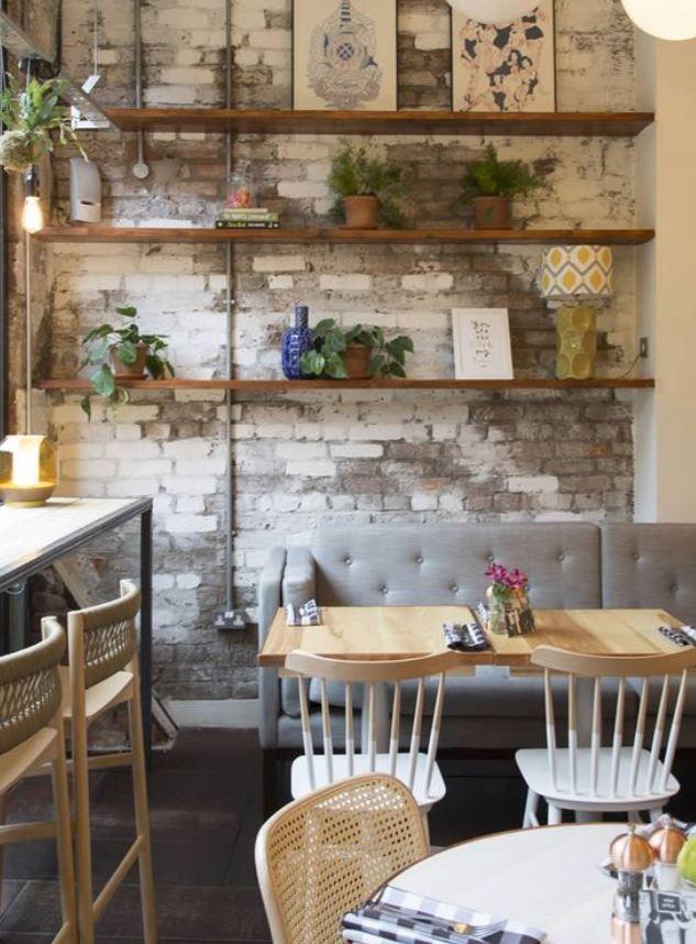 10 Cafe Wall Decor For Your Inspiration Cafe Interior