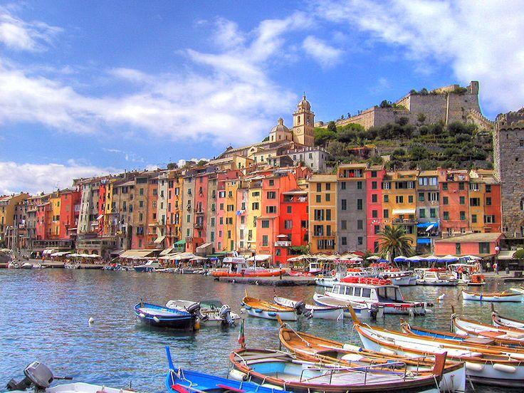 Italien: Faszinierendes Ligurien