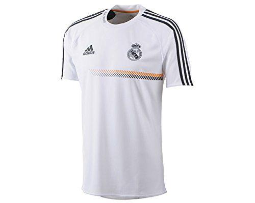 Adidas - Camiseta de entrenamiento Real Madrid C.F.  #regalo #arte #geek #camiseta