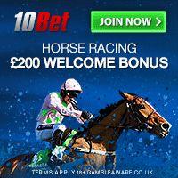 10Bet £200 Welcome Bonus