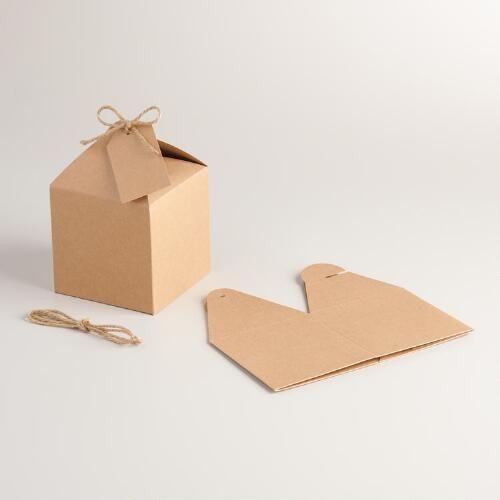 Best 25+ Kraft gift boxes ideas on Pinterest | Packaging ideas ...