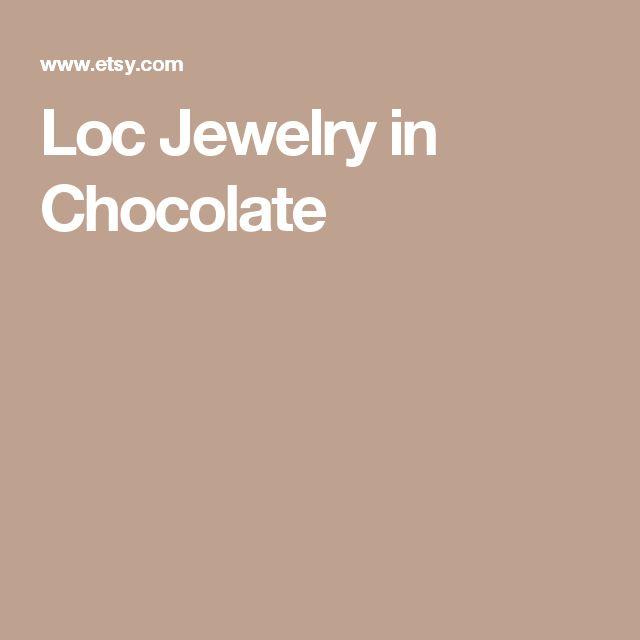Loc Jewelry in Chocolate