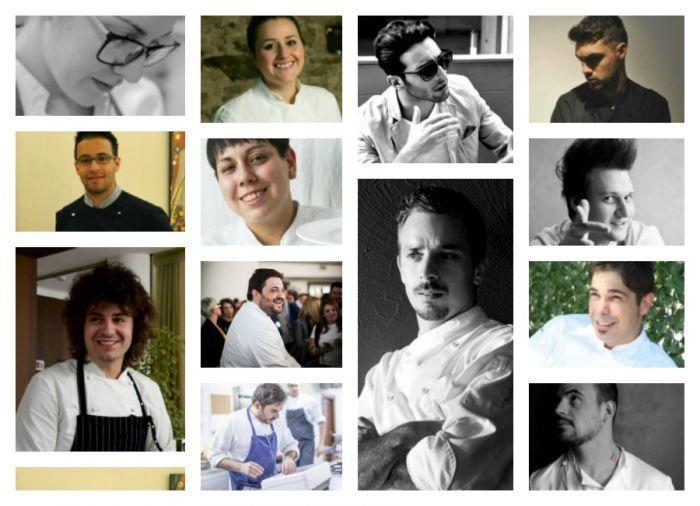 L'identikit dei giovani chef italiani. 13 cuochi, 7 domande ciascuno