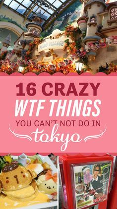 This woman wrote not one, but <i>two</i> books on wacky stuff you can see and do in Tokyo — and here are her expert recommendations.