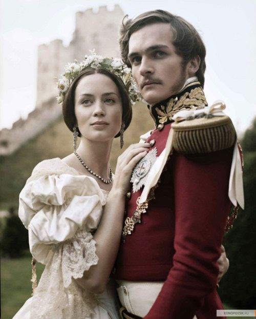 Victoria and Albert (one of my favorite movies)
