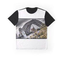 Sydney Harbour Bridge, men and women's tees.