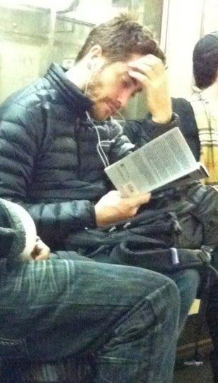 Jake Gyllenhaal reads.
