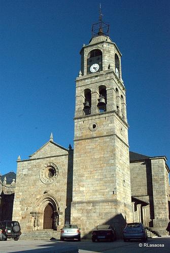 Iglesia de Nuestra Señora del Azogue, Puebla de Sanabria, Zamora