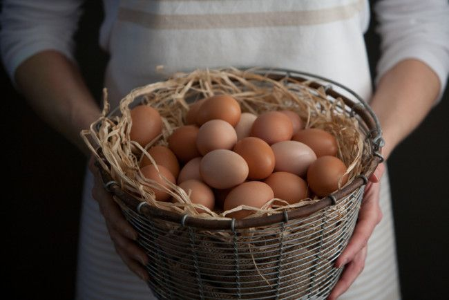 """6 Foods To Help You Gain Muscle:  Omega-3 Eggs -   If you have access to fresh, organic, farm-raised/pastured eggs, buy them by the dozen. If not, any Omega-3 rich variety from the store will do. """"The cholesterol found in eggs yolks serves as the scaffolding for steroid hormones, and the ½ a gram of leucine in each egg is like throwing gasoline on your muscle-building fire,"""" explains Men's Fitness."""