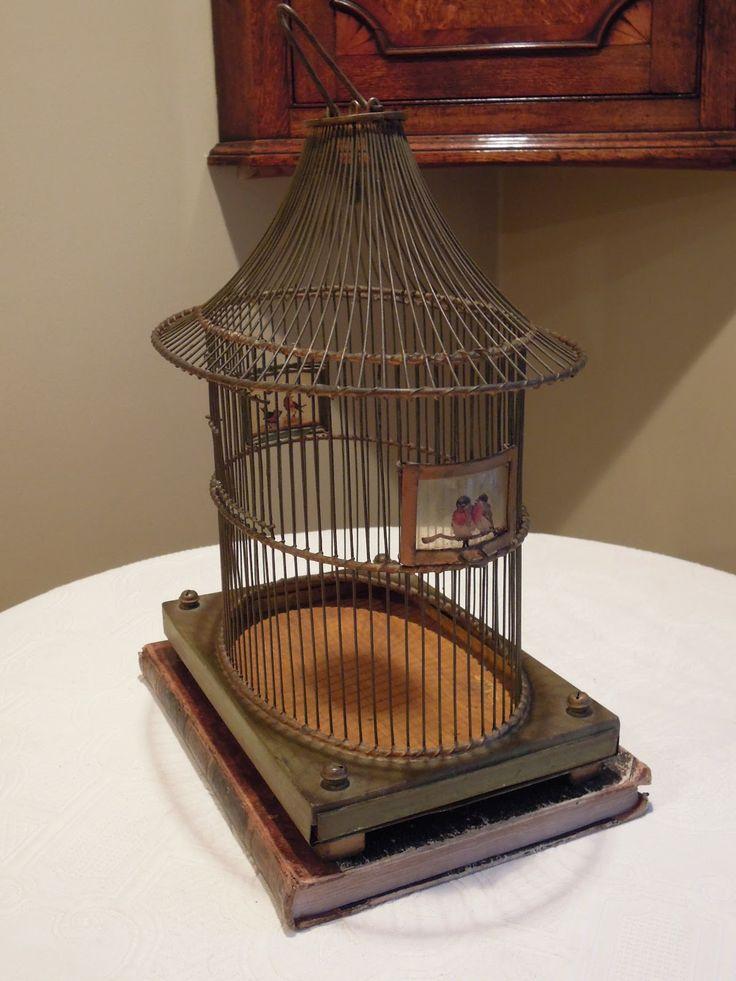 Antique Bird Cages | Antiqueaholics: Fabulous Find - My Antique Bird Cage