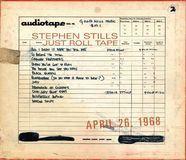Just Roll Tape: April 26th, 1968 [LP] - Vinyl