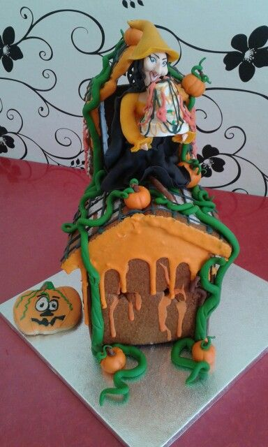 Torta haloween
